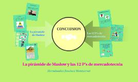 Copy of La pirámide de Maslow y las 12 P's de mercadotecnia