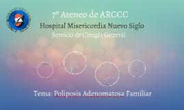 7º Ateneo de ARCCC