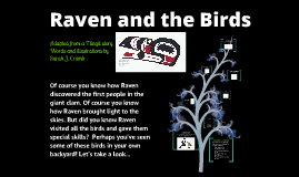 Raven and the Birds