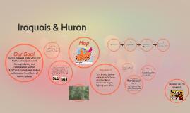 Iroquois & Huron