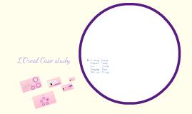 L'Oreal Case study