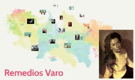 María De Los Remedios Alicia Rodriga Varo Y Uranga
