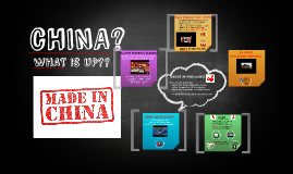 Copy of What's Up with China?