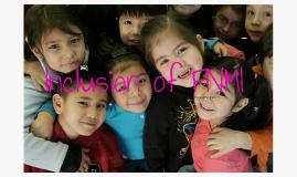 Inclusion of FNMI