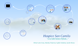Hospice San Camilo