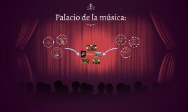 El palacio de la musica