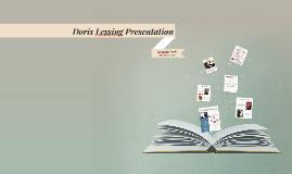 Doris Lessing Presentation