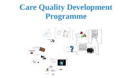 Care Quality Development Program