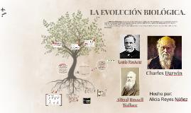LA EVOLUCIÓN BIOLÓGICA.