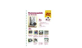 MAAKIDEE: Postermozaiek van CD-doosjes