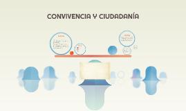 CONVIVENCIA Y CIUDADANÍA
