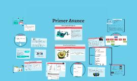Copy of Primer Avance