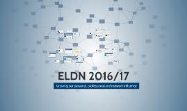ELDN 2016/17