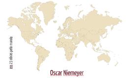 Copy of Oscar Niemeyer e suas obras pelo mundo