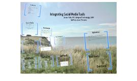 Integrating Social Media Tools SUNYLA 2012