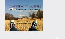 Copy of COMPETENCIAS DOCENTES