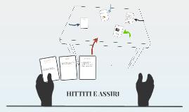 Gli hittiti e gli assiri