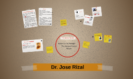 Copy of Dr. Jose Rizal