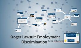 Copy of  Lawsuit Employment Discrimination
