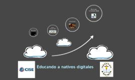 Educando a nativos digitales