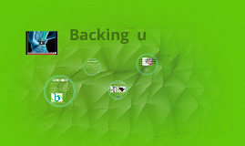 Copy of backing u