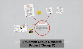 Copy of Group Research Project