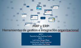 MRP y ERP