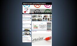 EDUCACION SOCIOEMOCIONAL