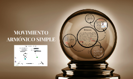 Copy of MOVIMIENTO ARMÓNICO SIMPLE
