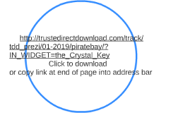 the Crystal Key for MAC free Direct Download torrent