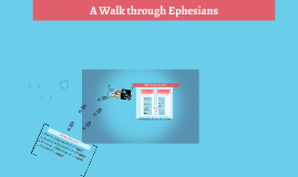 A Walk Through Ephesians