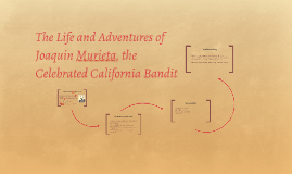 The Life and Adventures of Joaquin Murieta, the Celebrated C