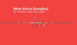 West Africa (Songhai)