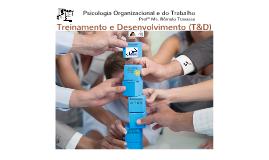 Copy of Treinamento & Desenvolvimento