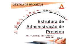CAP.: 02 - GESTÃO DE PROJETOS - ESTRUTURA DE ADM DE PROJETOS