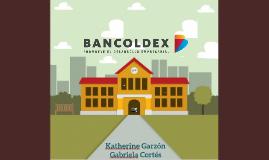 Qué es BANCOLDEX?