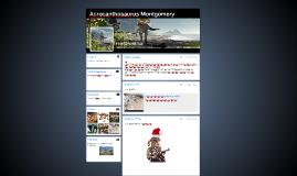 Acrocanthosauus Montgomery