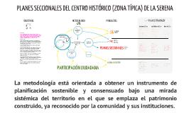 Etapa 1 Seccional Serena Centro Metodologia