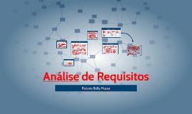Análise de Requisitos