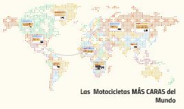 Las  Motocicletas MÁS CARAS del Mundo