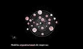 Modelos organizacionais de empresas