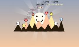 DASAR - DASAR