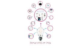 Donaciones en Línea y Financiamiento Colectivo
