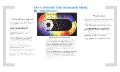 Clarks Model (kimyakulu)
