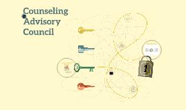Counseling Advisory Council