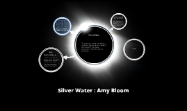 silver water by amy bloom essays Amy bloom biography: times best-sellers and three collections of short stories, a children's book and a ground-breaking collection of essays.