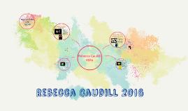 Rebecca Caudill 2016