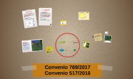 Convenio 769/2017