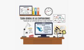 TEORÍA GENERAL DE LAS CONTRIBUCIONES