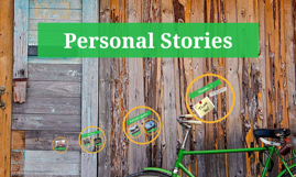 Personal stories (solo imagenes)